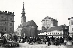 Serbian, Budapest Hungary, Ikon, Old Photos, Paris Skyline, Cathedral, The Past, Street View, History