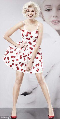 marilyn monroe street fashion - Google Search