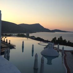 Dawn Kempinski Barbaros Bay Bodrum