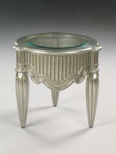 END TABLE, FONTAINE, 66DX64H - Marco Polo - Antiques online -