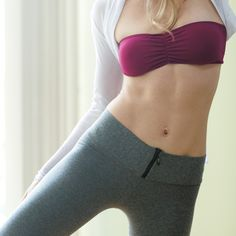 Flat Belly Fast—No Crunches!
