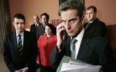 The Thick of It - Cast photo