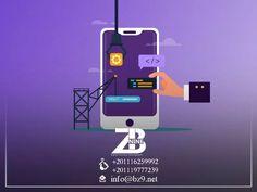 شركة تصميم تطبيقات بإحترافية وبخبرة وجودة عالية جدا وتأثير مستقبل التطبيقات علي الأعمال Graphic Design Inspiration