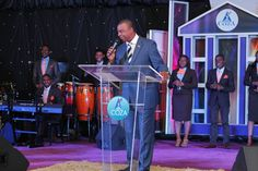 Day 1- Rev. Victor Adeyemi (Global Harvest Church)- FROM VICTIM TO VICTOR