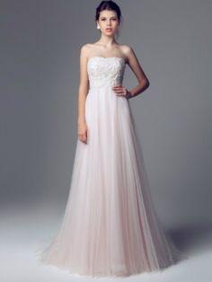 Vestito da sposa Blumarine rosa cipria
