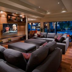 2 Sectionals Design Ideas, Pictures, Remodel and Decor
