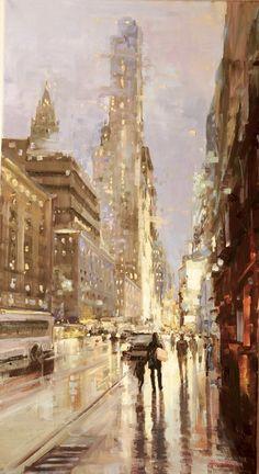Painter Irina Alexandrina NYC8