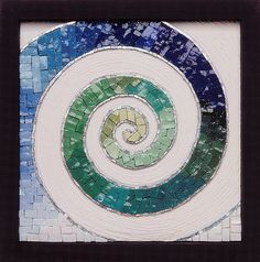 Mosaic Art Obsession – Beads, Smalti & Gold to 3-D Sculpture – Mosaic Artist – Merribeth O'Keefe | Mosaic Art Source