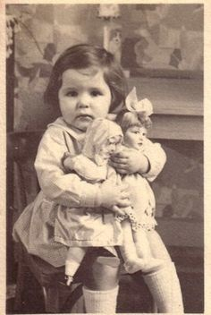 i imagine the lives of those captured in these vintage photos: what became of this girl? did she enjoy a long, contented life?