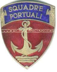 Distintivo da braccio delle squadre portuali