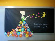 Banners, Math, Signs, Table, Diy, Women, Ladies Day, School Murals, Hens