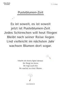 Fühling - Kita-Kiste, Lieder für Kita und Grundschule
