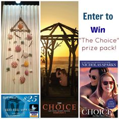 Susan's Disney Family: Nicholas Sparks, The Choice in theaters 2/5/15 enter to win a prize pack! #TheChoice
