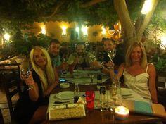 Photo cretids @Kathy Kokkinea at #AlanaRestaurant #SeenAtAlana #Rethymno