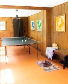 59 best Ping Pong Rooms and Spaces images on Pinterest Ping pong