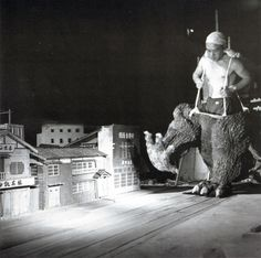 Fragment #24: The Invention of Godzilla