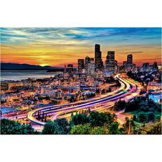 Big city!