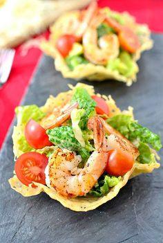 Shrimp Cesar Salad