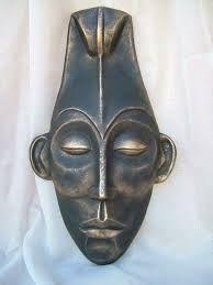 Resultado de imagem para mascaras ceramica para pintar