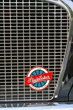 grille from an old studebaker car