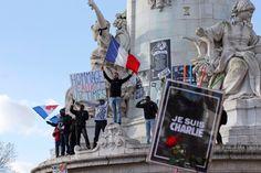 Gemeinsam im Kampf gegen den Terror: Frankreich erlebte die schwersten...