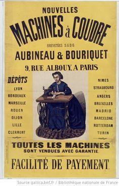 Aubineau et Bouriquet -1886