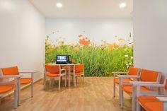 #interior #design #orange