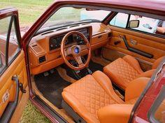 golf mk1 interior custom