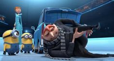 In Case You're Interested - Despicable Me 2 #Trailer Ahhhhhhhhhhhhhhhhhhhhhhh!