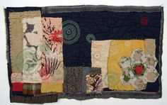 Thread and Thrift, Mandy Pattullo, one of my very favorite textile artists!