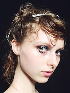 """""""Marc Jacobs never disappoints,"""" makeup artist François Nars said backstage at the designer's spring 2016 collection. It's a statement that rings true in many ways this season: the sumptuous clothing hand-embroidered by Lesage in Paris; a stellar cast of..."""