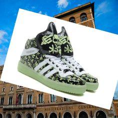 cheap for discount 10963 38fe2 Adidas Originals Bright Skull Flower Unisex Black Shoe HOT SALE! HOT PRICE!