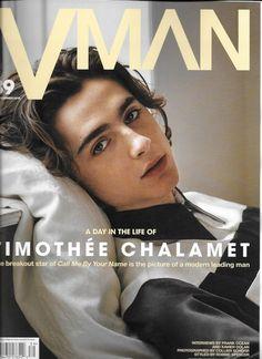 V Man magazine Timothy Chalamet Charlie Plummer Ross Lynch Kevin Harrison Jr.