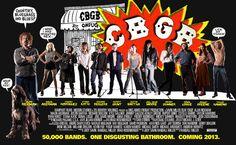 CBGB Movie Review on http://www.shockya.com/news