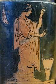 Znalezione obrazy dla zapytania greek distaff