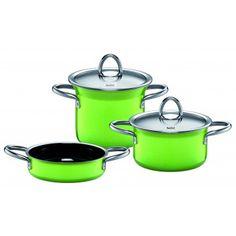 O estado de espirito é muito importante na hora da preparação dos alimentos. Que tal dar uma animada em sua cozinha, a Silit tem a sua cor preferida! Aproveite e confira a linha completa na Cook & Beyond: http://www.cookbeyond.com.br/silit-m66/