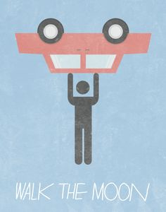 """""""I can lift a car"""" by Walk the Moon love this song! Two Door Cinema Club, Walk The Moon, Soul Poetry, The Lumineers, Arctic Monkeys, Pop Punk, My Favorite Music, Twenty One Pilots, Music Lyrics"""