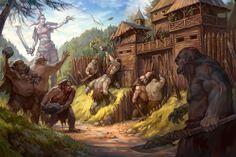 giantslayer adventure path - Recherche Google