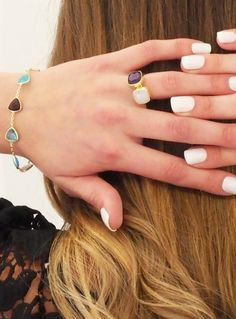 Our Indie Ring showcasing the beautiful rainbow moonstone is simple yet stylish making it a feature piece for your coll. Simple Solitaire, Solitaire Setting, Diamond Gemstone, Diamond Rings, Gemstone Rings, Three Stone Rings, Rainbow Moonstone, Simple Designs, Indie