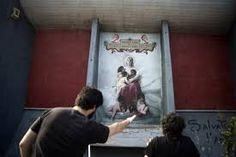 Ex voto - Street art - Contemporary sacred art | CoSA