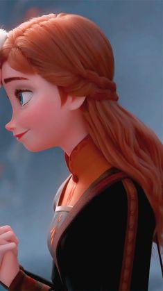 Anna Disney, Disney Princess Frozen, Disney Princess Pictures, Disney Icons, Disney Films, Wallpaper Iphone Disney, Cute Disney Wallpaper, Anna Et Elsa, Best Friend Wallpaper