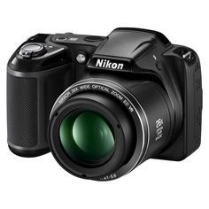 Nikon Coolpix L330 20.2MP Digital Camera with 26X Optical Zoom - Black THIS WILL BE 99 DOLLARS ON BLACK Friday PINNING FOR MYSELF NOT YOU