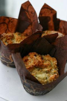 Unelias kokki: Suolaiset muffinit