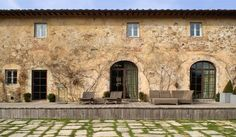Santa Lucia  Countryhouse   Recovery and transformation of antique building in a center of Tuscan country.  by b-arch  - Sabrina Bignami | Alessandro Capellaro | architetti
