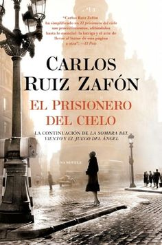 El prisionero del cielo (The Prisoner of Heaven) Necesito comprarlo...