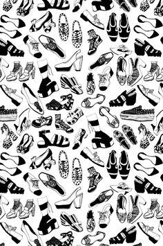 shoe pattern  http://eszterchen.com