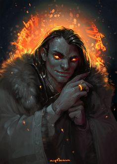Sauron by sabbas apterus