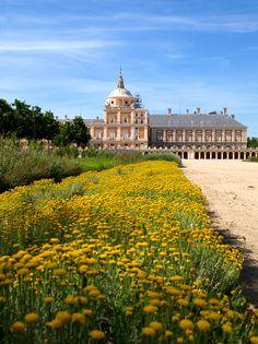 Palacio Real | Turismo en aranjuez