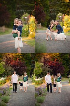 Cute Family Maternity Session  Kipper Photography | The Blog | Tacoma Photographer: Sunset Maternity Session in Centralia