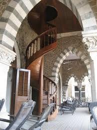 Stairway, David Sassoon Library and Reading Room, Mumbai, India